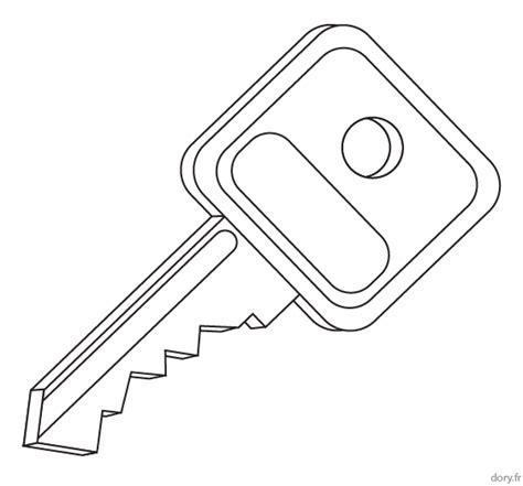plan cuisine en ligne dessin un clef de voiture dory fr coloriages