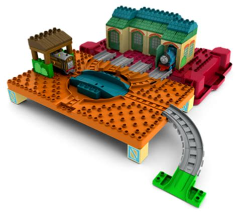 Tidmouth Sheds Mega Bloks by Roll Along The And Friends News The