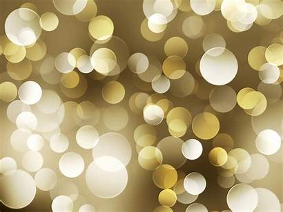 Gold Wallpapers Background Colour Faded Bokeh