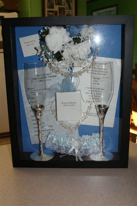 wedding shadow boxi      wedding