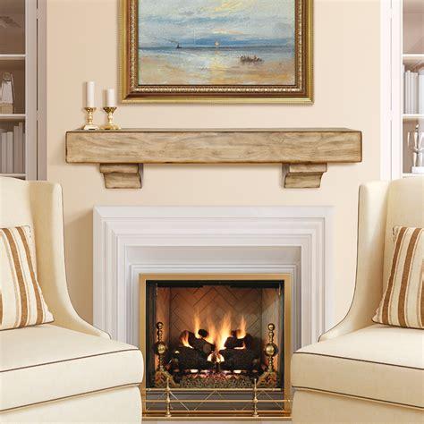 pearl mantels tuscany distressed mantel shelf fireplace