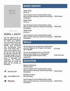 absolutely free resume templates free resume templates With completely free resume template download