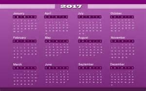 Free Desktop Calendar 2017 Printable