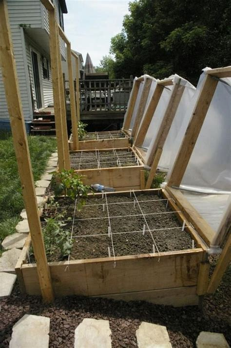 learn     raised garden bed cover home design