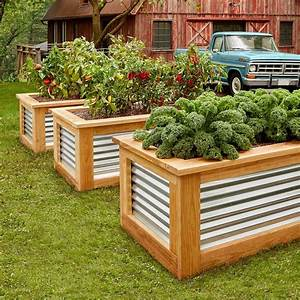 How, To, Build, Raised, Garden, Beds