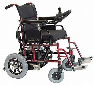 Shoprider Fpc Folding Power Chair  Phfw Phfw