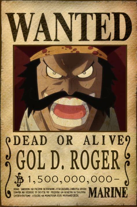 gol  roger bounty  animegalaxyhd  deviantart
