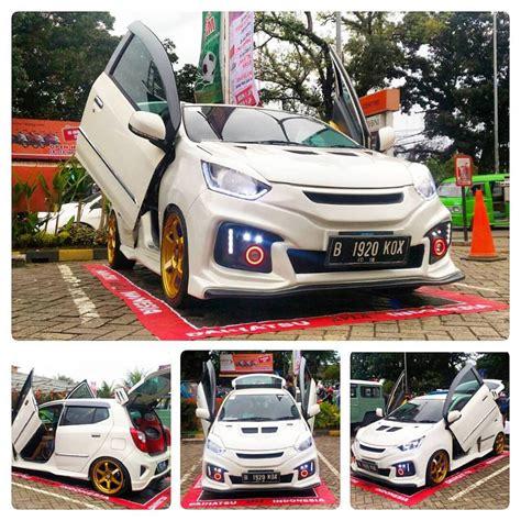 Modifikasi Ayla by Konsep Modifikasi Ayla Gk5 Style Daihatsu Ayla Indonesia