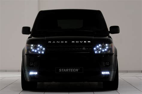 startech  showcase refined  range rover  essen