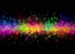 Brilliant Neon Color Background Image Vector vector