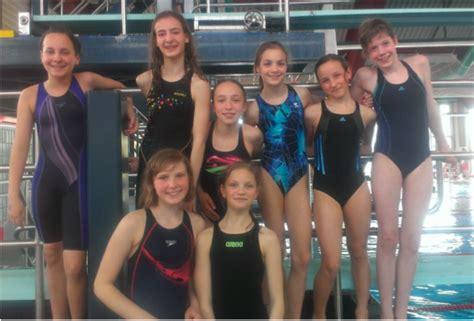 Landesfinale Schwimmen - Jungen Bayerischer Vizemeister
