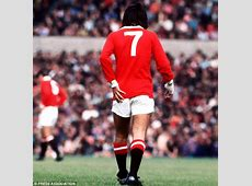 Hall of Fame George Best The most gifted star to grace