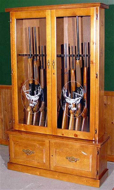 gun cabinet plans wood 12 gun cabinet plans pdf plans