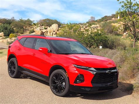 2019 Chevy Blazer First Drive Review