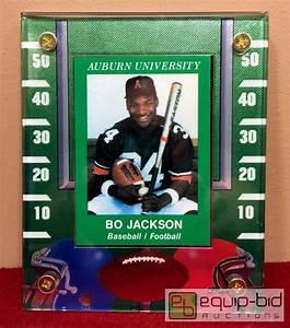 RARE 1986 BO JACKSON AUBURN UNIVERSITY ROOKIE CARD -DUAL ...