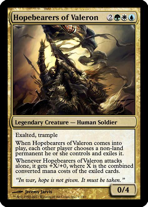 custom commander edh general thread custom card creation