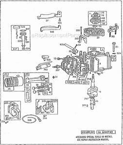 Ak 4396  Briggs Amp Stratton Engine Schematics Schematic