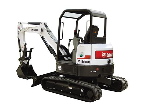 bobcat  excavator westerra equipment
