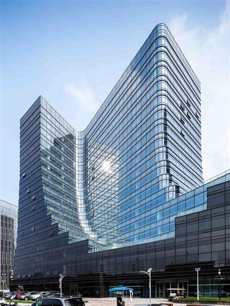 architectual designs hangzhou new world business center e block the