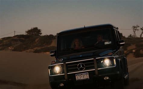 Mercedes Benz G Class Car – Sex And The City 2 2010