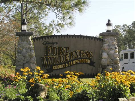 ft wilderness cabins dining pavilion grocery to be added soon to fort