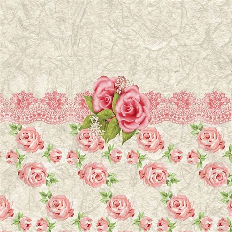 Tapeten Mit Rosenmuster by Vintage Pink And Pattern Vintage Pink And