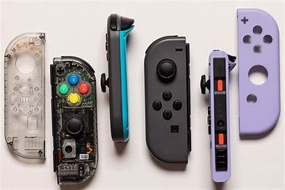 Nintendo Switch Joy Con Controllers Customize Last