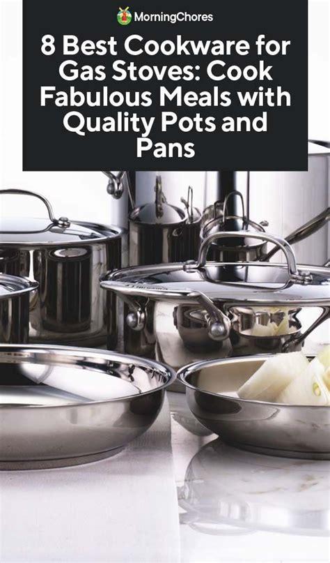 gas pans cookware pots stoves cook stove fabulous meals morningchores sets