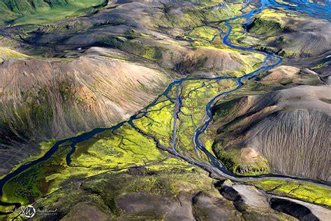breathtaking aerial landscapes  iceland  sarah