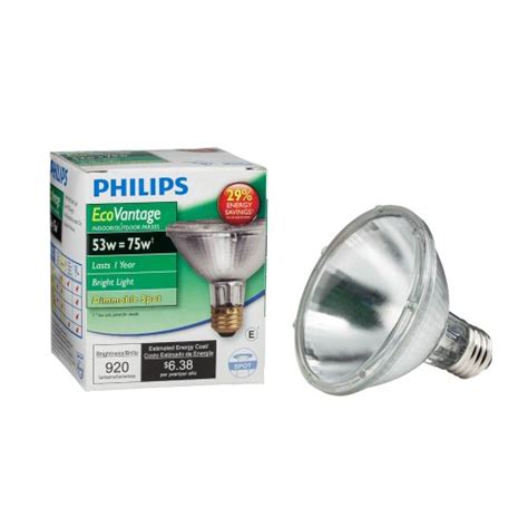 usa free shipping philips 421123 53 watt par30s dimmable