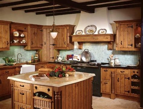country kitchens on a budget cocinas r 250 sticas 30 fotos e ideas de decoraci 243 n 208 ecoraideas 8286