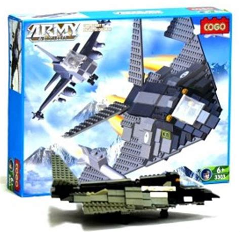 buy cogo dh4259 army building blocks jet 3303 dubai uae ourshopee