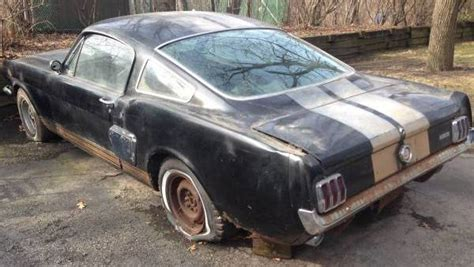 rent  wreck  shelby gt