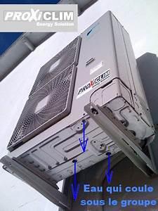 Clim Murale Sans Groupe Exterieur : groupe ext rieur climatisation qui coule pr sence d 39 eau ~ Edinachiropracticcenter.com Idées de Décoration