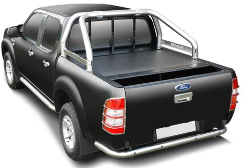 couvre benne retractable ford ranger 2012 cab
