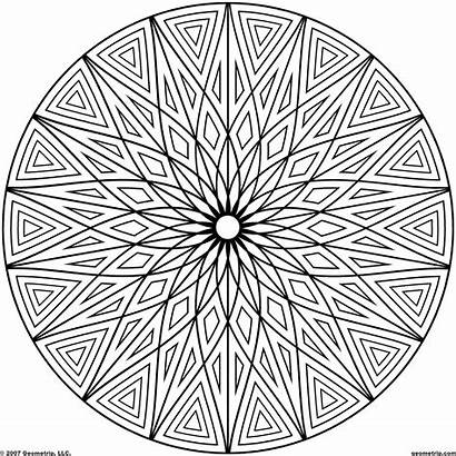 Coloring Cool Pages Designs Adults Patterns Pattern