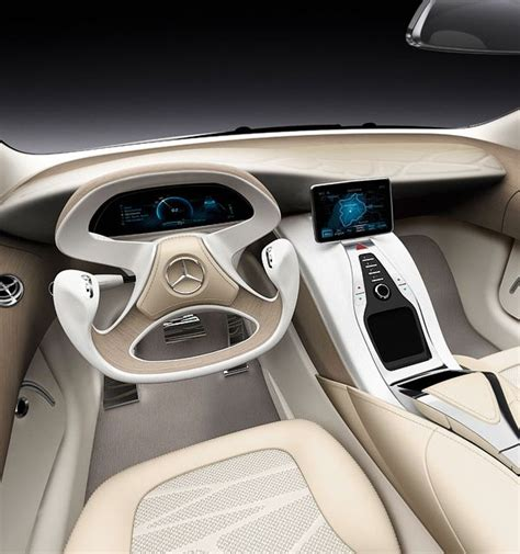 future mercedes interior mercedes benz f800 vision of luxury car of the future
