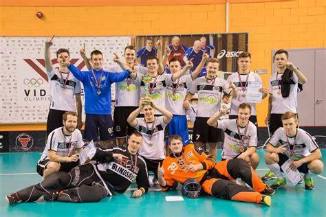 RTU florbola komanda izcīna uzvaru Latvijas XXVII Universiādē   Rīgas Tehniskā universitāte