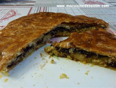 galette des rois frangipane chocolat et orange confite blogs de cuisine