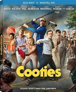 'Cooties'; Arrives On Blu-ray, DVD & Digital HD December 1 ...