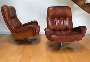 De Sede Sessel : s 231 2 sessel fu hocker von de sede 1960er bei pamono kaufen ~ Eleganceandgraceweddings.com Haus und Dekorationen