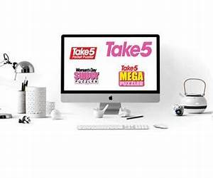 Win Prizes with Take 5 Entry Coupons  Now To Love