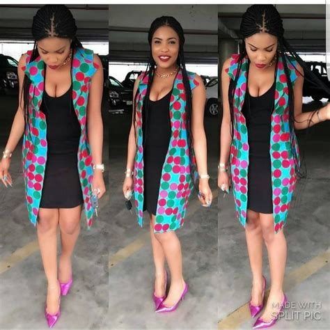 ANKARA STYLES EVERY FASHION ENTHUSIAST WOULD LOVE