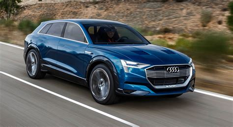 2019 Audi Etron Allelectric Suv To Go Without Q6