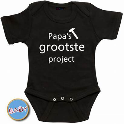 Romper Grootste Project Papa Omschrijving Rompers