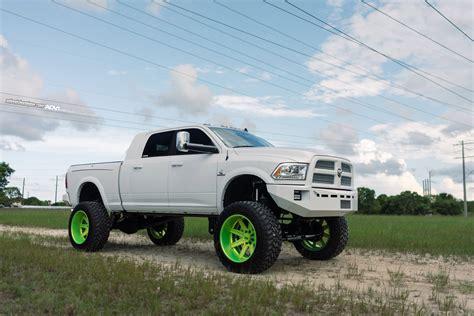 White Truck Wallpaper by Dodge Ram 2500 On Adv08 Truck Spec Hd Sl By Adv 1 Wheels