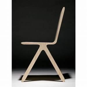Chaise Bois Design : chaise design scandinave ~ Teatrodelosmanantiales.com Idées de Décoration