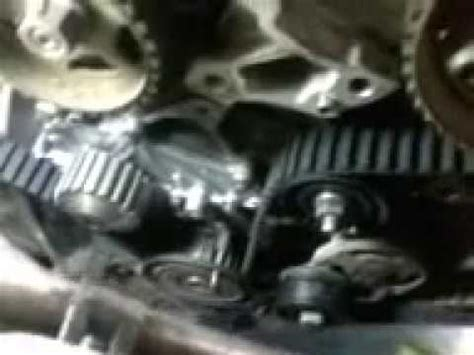 ford 1 4 tdci timing belt install