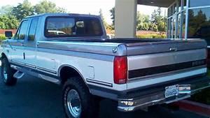 1997 Ford F250 Hd Diesel 4x4 Super Cab Long Bed