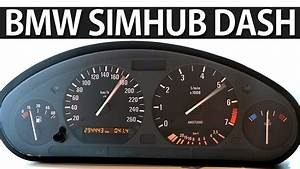 How To Wire Bmw Speedo Cluster For Simulator